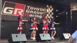 2016年10月2日 AKB48 チーム8 イオンモール福津 ~ LOVE TRIP 吉田華恋 ...
