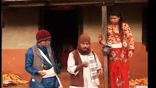 माग्ने बुढाको गाउँमा पानीको हाहाकार || Meri Bassai Best Nepali Comedy