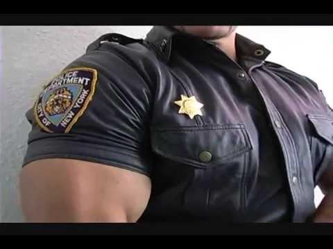 big black cock cop