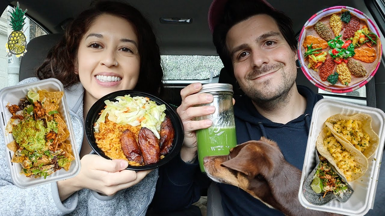 What We Ate: Black Owned Businesses in Portland (100% Proceeds Donated)