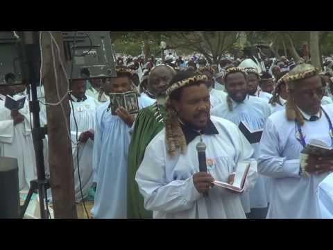 Shembe: Mshu Mkhwanazi (Sanibona zihlobo zethu-77)