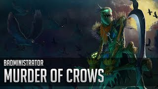 LoL Cypher - Badministrator - Murder of Crows (Fiddlesticks Tribute)