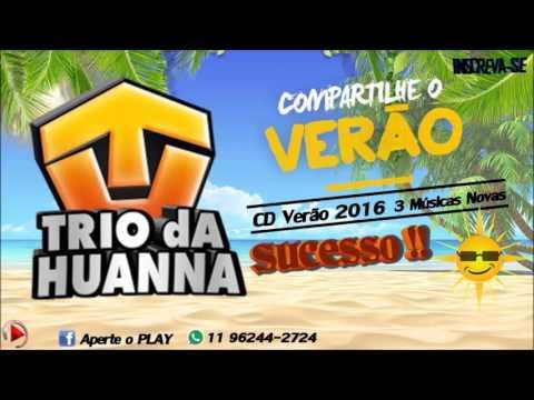Trio da Huanna - CD Promocional VERÃO 2016