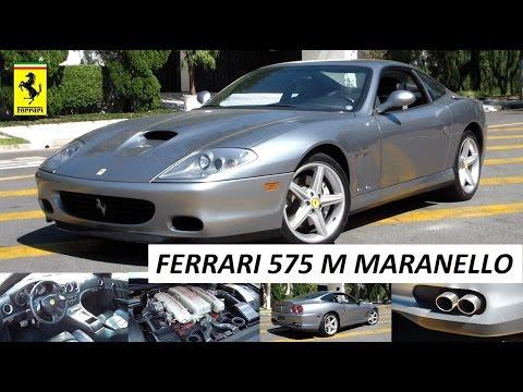 Garagem do Bellote TV: Ferrari 575M Maranello