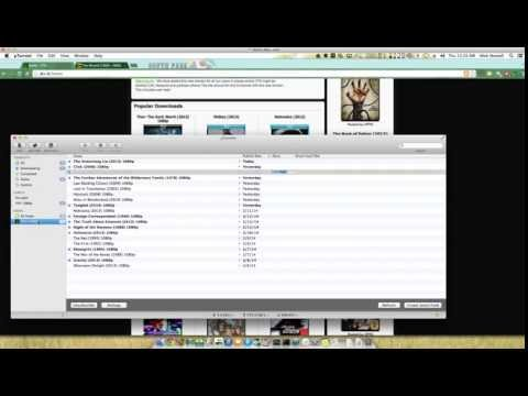 iTunes Configuration with Synology