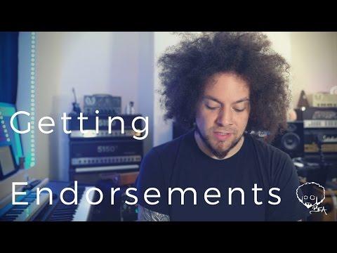 Getting Endorsements