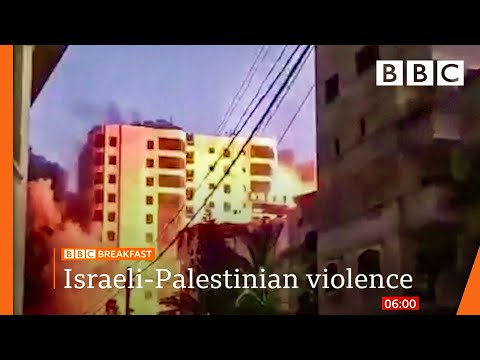 Israel declares emergency in Lod as unrest spreads @BBC News live 🔴 BBC