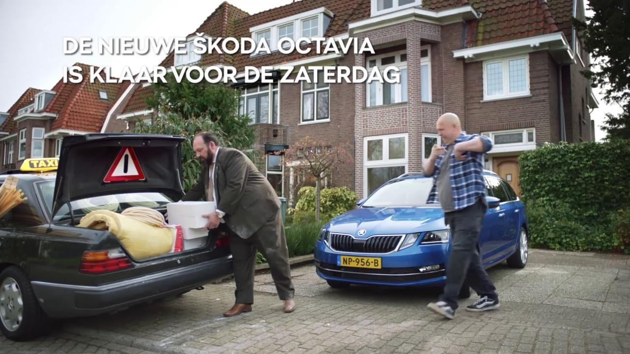 Skoda Octavia Taxi Youtube