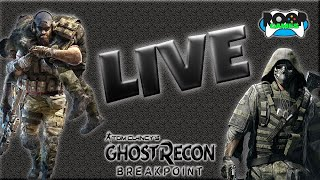 LIVEZINHA ON - Ghost Recon Breakpoint PvP