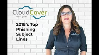 2018's Top Phishing Email Subject Lines