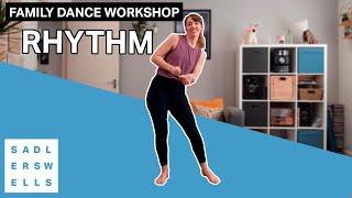 Family Dance Workshop for kids aged 2 – 6: Rhythm