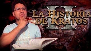 La Historia de Kratos Pt II