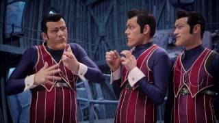 We Are Number One but every 'one' is replaced by 'is that Mangle'