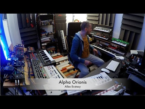 Alpha Orionis - The Journey of a Spaceman