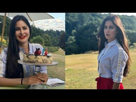 Katrina Kaif celebrated her 35th birthday alone  Happy birthday Katrina