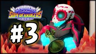 Skylanders SuperChargers - Gameplay Walkthrough - Part 3 - The Academy!