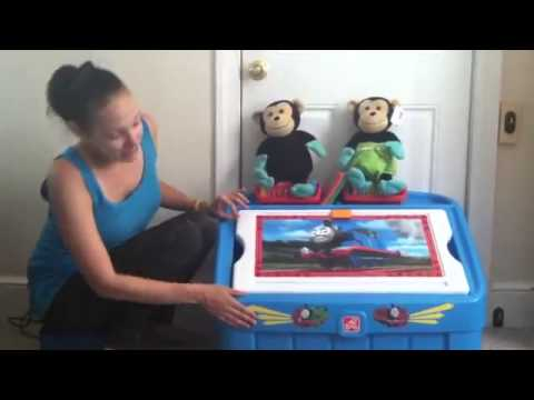 step2 2-in-1 art toy box 3