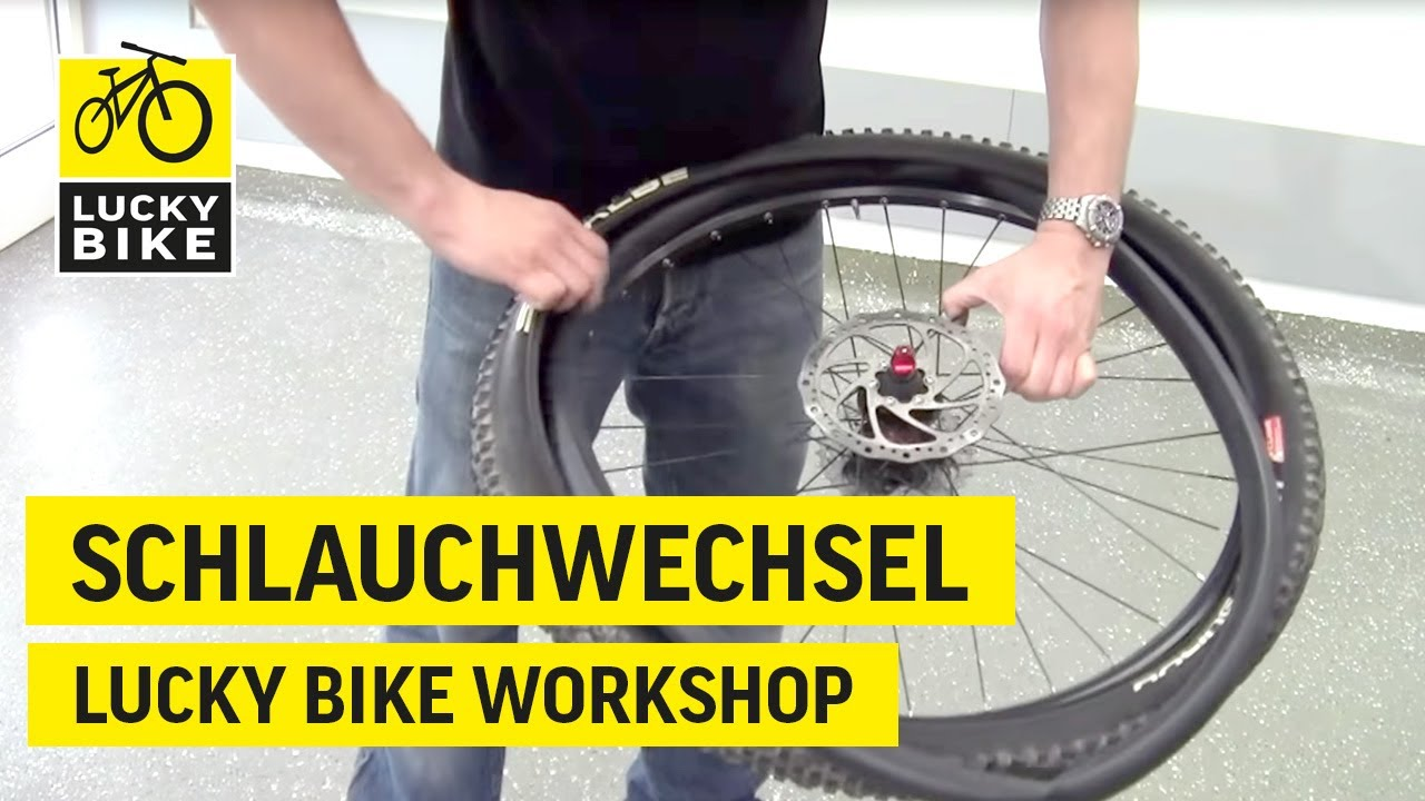Video Workshop Schlauchwechsel Mtb Youtube