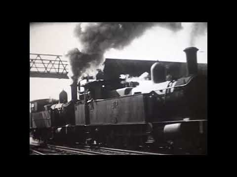 Triple headed 30 class banked by a 38, MacDonaldtown, 1969.