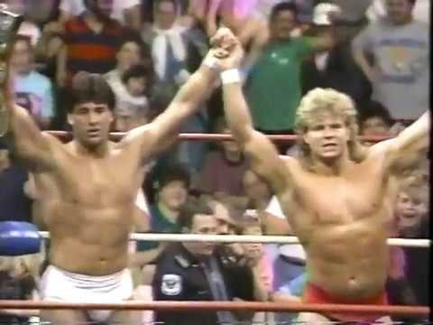 WCW March 1990