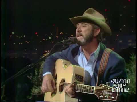 "Don Williams on Austin City Limits ""Tulsa Time"" (1983)"