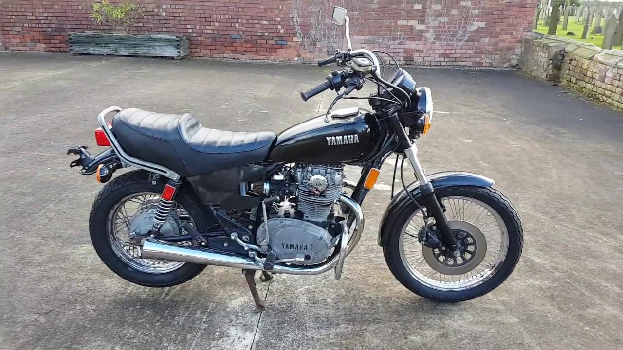 1981 Yamaha Xs650 Heritage Special