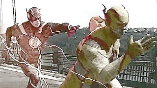 The Flash vs Reverse Flash IN REAL LIFE