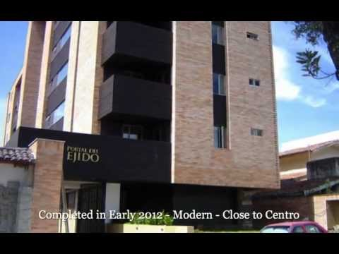 3 bedroom apartment in a new, Modern Building Close to Cuenca's Center - CR0105