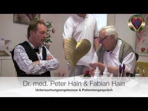 Dr. Peter Hain - Infotrailer