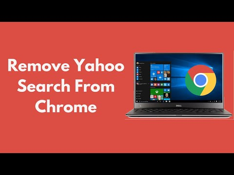 How to Remove Yahoo Search From Chrome Windows & Mac (2021)