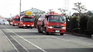 2012 丹羽消防署出初式