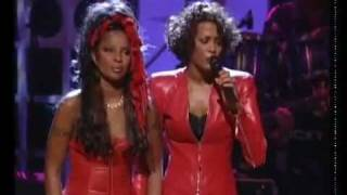 Whitney Houston & Mary J. Blige - Ain