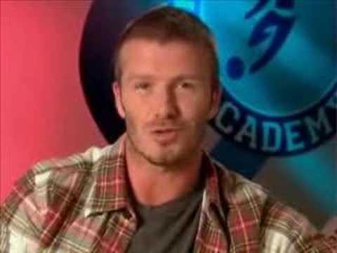 David Beckham Soccer USA 13