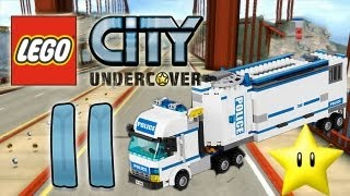 Let's Play Lego City Undercover Part 11: Power Stern Easter Egg