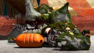 LARVA - ископаемые личинки | Мультфильм фильм | Мультфильмы для детей | WildBrain