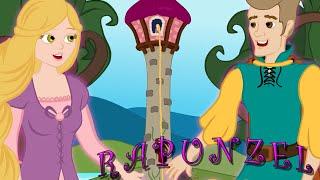 Rapunzel em Português - historia completa - versão inédita