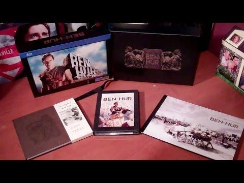 Cinexamine: BenHur 50th Anniversary Ultimate Collector's Edition