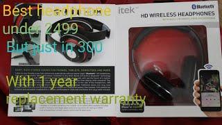 e1e9a82df6c Wireless Headphones With Micro Sd Card Slot