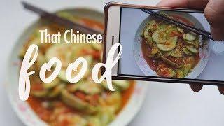 MIAN PIAN - My Chinese Husband Cooks Dinner