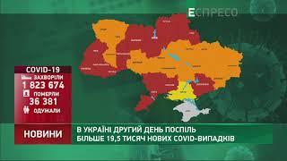 Коронавірус в Украі ні статистика за 9 квітня