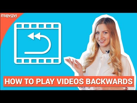 How To Play Videos Backwards (Reverse Tool)