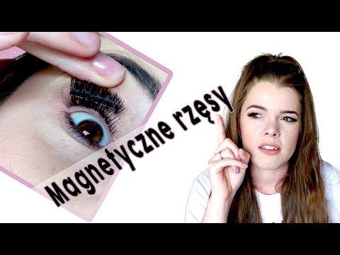 Sprawdź to! Magnetyczne rzęsy - Magnet Eyelashes #048