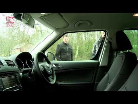 SKODA Yeti Review from Auto Express