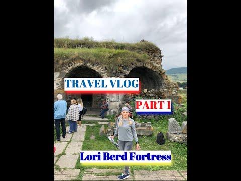 Sightseeing Of Lori #Armenia  Part 1  (Lori Berd Fortress),Stepanavan / Լոռի բերդ , Ստեփանավան