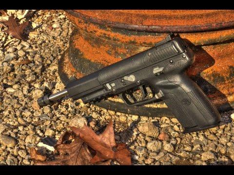 "EFK Firedragon 7"" FN Five-seveN barrel - Elite Ammunition"