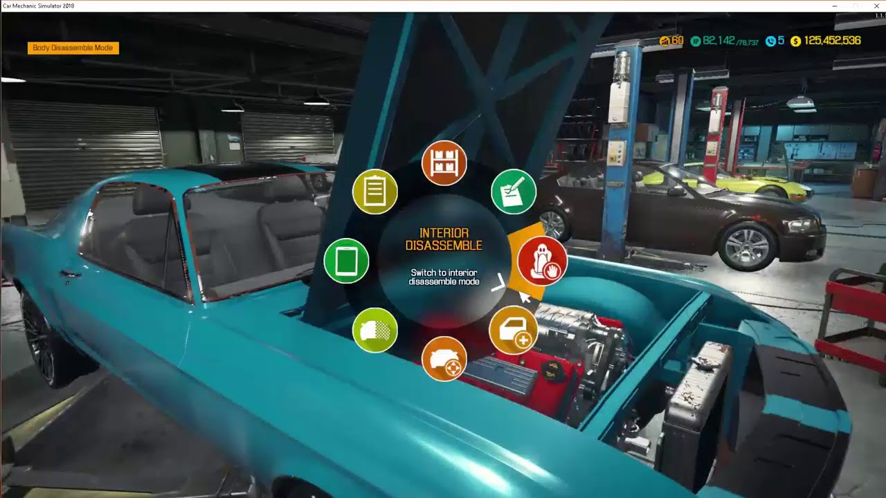 car mechanic simulator 2018: engine swaps and free complete built engines