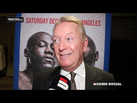 """IT'S BECOME PERSONAL!"" FRANK WARREN ON CHAOTIC WILDER-FURY PRESS CONFERENCE/ANTHONY YARDE CRITICISM"