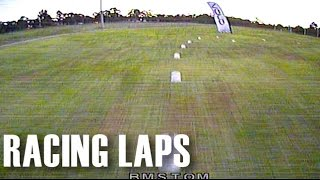 Hot Laps - Race Meet Round 5 - FPV Feed