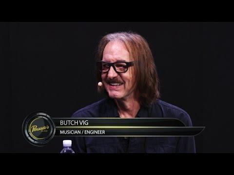 Musician / Engineer Butch Vig – Pensado's Place #299
