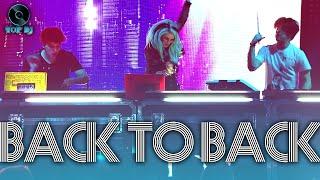 Back To Back - Megamix dei 3 finalisti | TOP DJ 2015 finale